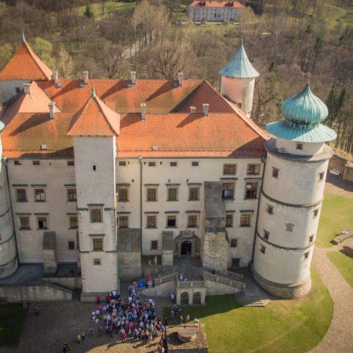 Zamek w Nowym Wiśniczu fot. Karol Gut